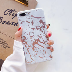 Rosé Splatter - iPhone Hülle