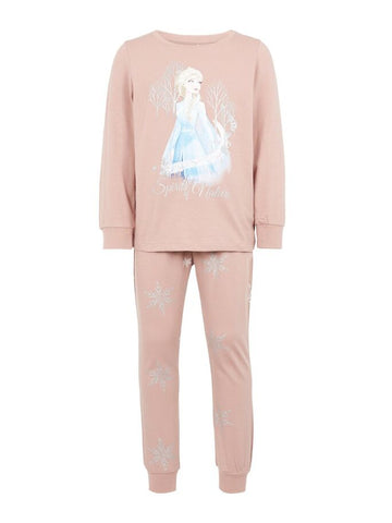 Name it - Roze Frozen pyjama