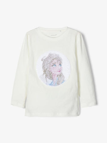 t-shirt Disney Fronzen snow white