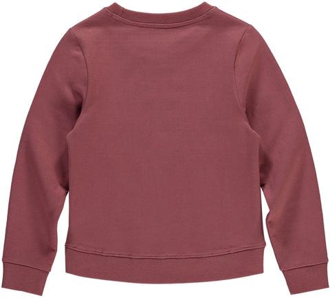 Levv - Sweater dusty rouge