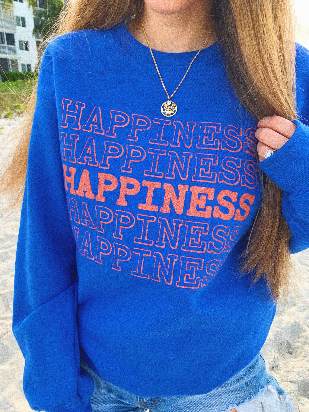 This cute Stay Positive tee is perfect to let everyone know that you're all about the positive vibes! This positive tee is great as a motivational shirt to spread positivity and love!