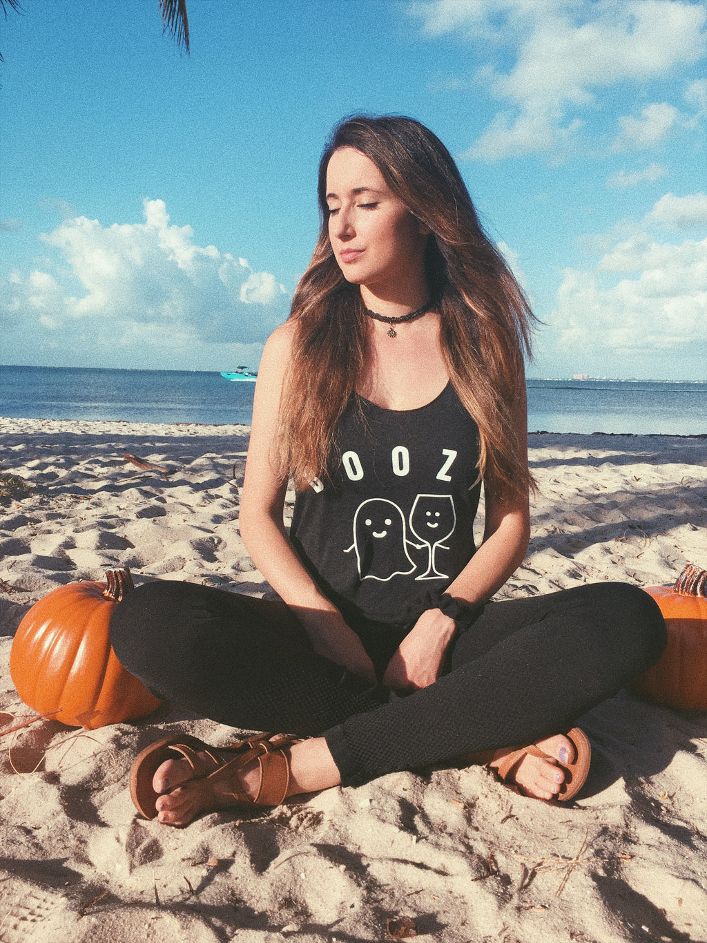 Do you love Halloween? Do you love wine? Well then let's get boozy with this cute halloween tee! This halloween tank top is perfect for the halloween and wine lover in you! Trick or Treat?  I'll take some wine please!