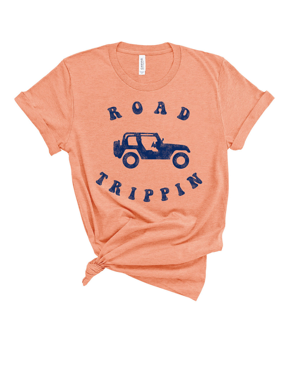 ROAD TRIPPIN JEEP SHIRT