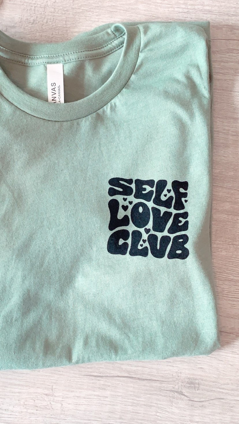 If there's any club I want to be apart of it's the self love club. Show some love to the one person who needs it most. <3
