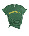 OUTDOORSY GRAPHIC TEE