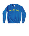Are you less outdoorsy and more of the indoorsy type? This cute Indoorsy sweatshirt is the perfect sweater to wear during this cold winter weather! It's that time of year to stay inside and do nothing! ;)