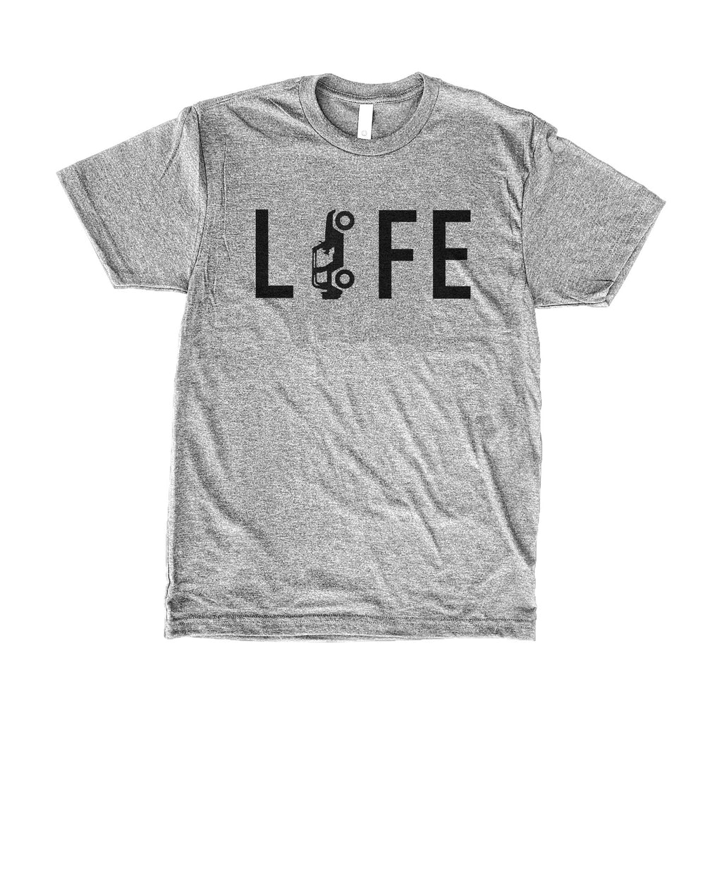 Jeep Life is the best life! This Jeep shirt for men and women is the perfect gift for a jeep lover in your life!
