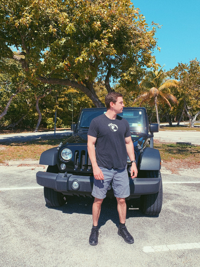 Jeep Life is the best life! This Jeep shirt for men is the perfect gift for a jeep lover in your life!