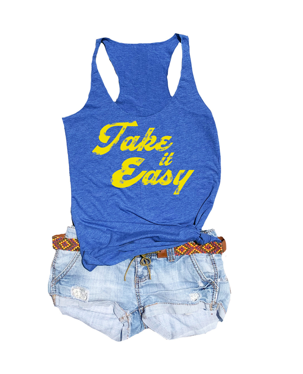 TAKE IT EASY TANK TOP