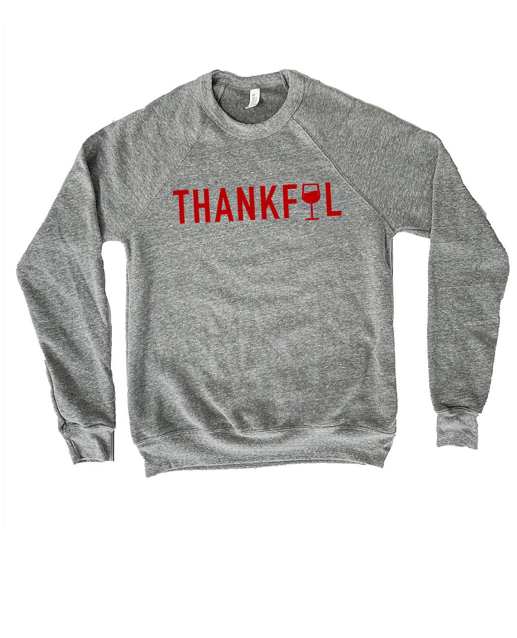 Be thankful this season with this cute Thanksgiving shirt! There's nothing more I'd rather be thankful for than a nice big glass of wine !