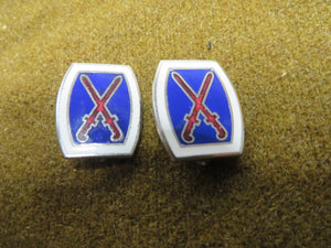 WW2 10th Mountain Division DI's set of two