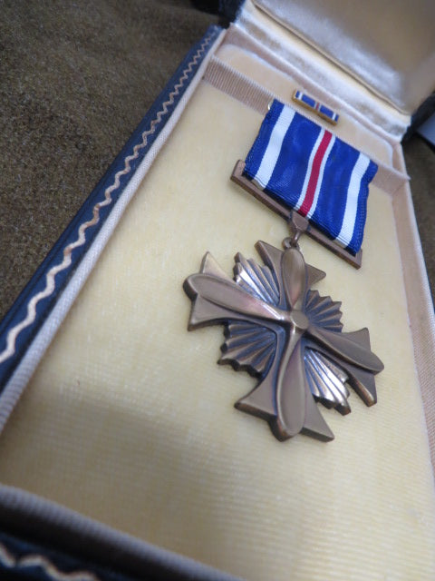 Distinguished Flying Cross With Name, George P. Artines