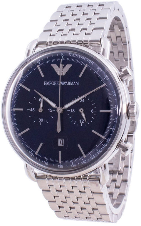 Emporio Armani Aviator Chronograph Quartz Ar11238 Men's Watch