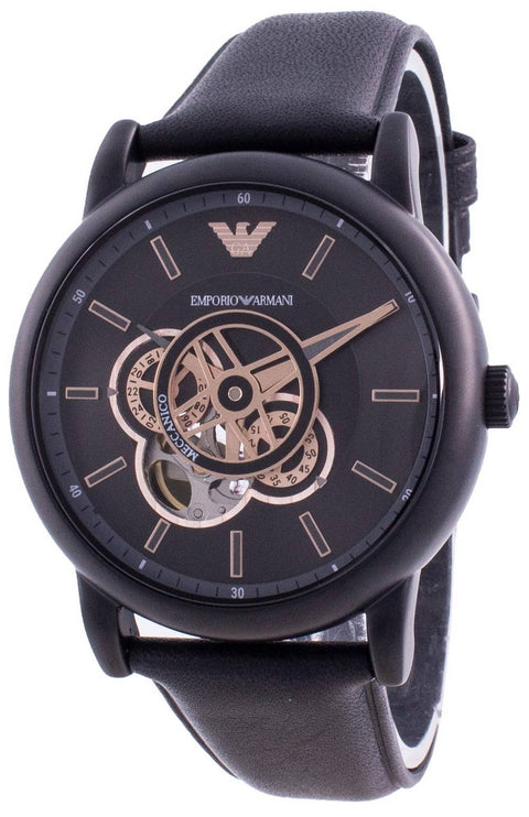 Emporio Armani Luigi Chronograph Open Heart Automatic Ar60012 Men's Watch