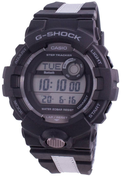 Casio G-shock Gbd-800lu-1 Quartz Shock Resistant 200m Men's Watch