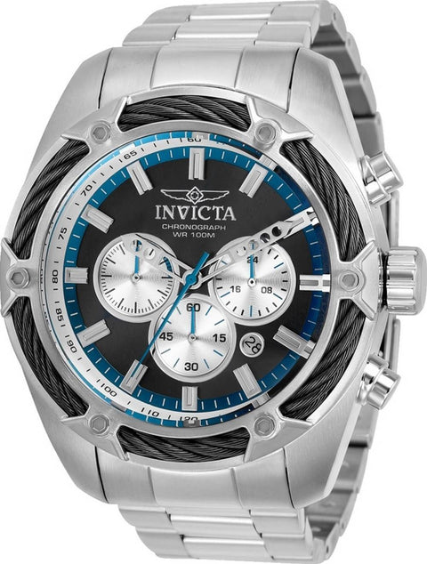 Invicta Bolt 31436 Quartz Chronograph 100m Men's Watch