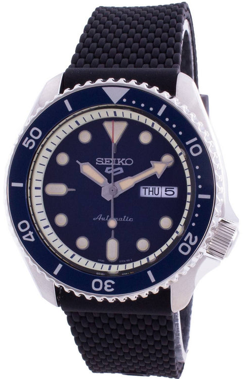 Seiko 5 Sports Suits Style Automatic Srpd71k2 100m Men's Watch