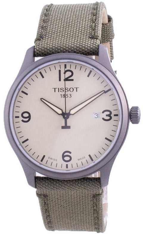 Tissot Gent Xl Quartz T116.410.37.267.00 T1164103726700 100m Men's Watch