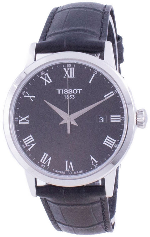Tissot Classic Dream Quartz T129.410.16.053.00 T1294101605300 Men's Watch