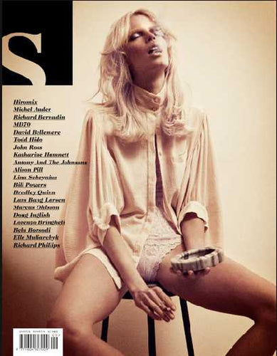 S Magazine #9 (very rare issue)