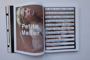 "S Magazine #16 - ""you are evrything"" Petite Meller"