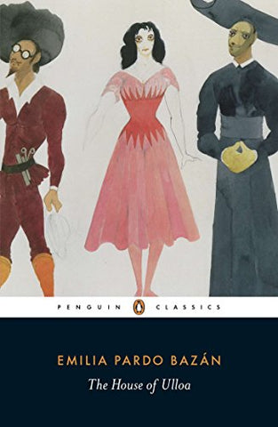 The House Of Ulloa (Penguin Classics)