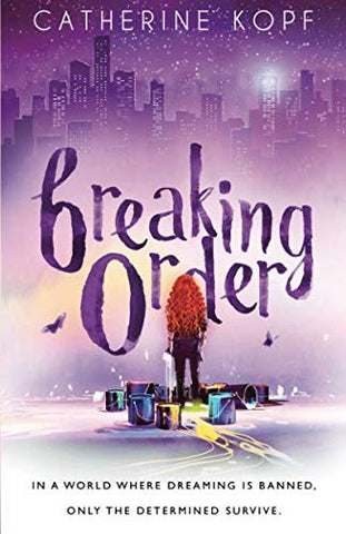 Breaking Order: Book 1 (Breaking Order Series)