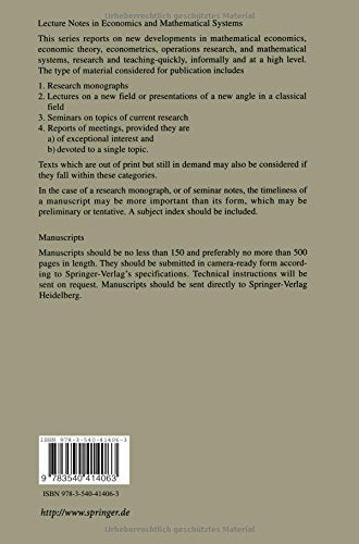Focal Points In Framed Games: Breaking The Symmetry (Lecture Notes In  Economics And Mathematical Systems)