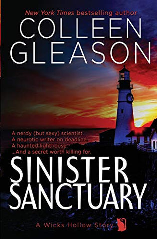 Sinister Sanctuary: A Wicks Hollow Book