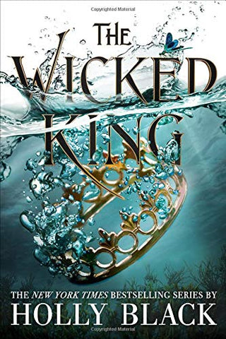 The Wicked King (The Folk Of The Air)