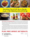 Fit Men Cook: 100+ Meal Prep Recipes For Men And Womenalways #Healthyaf, Never Boring