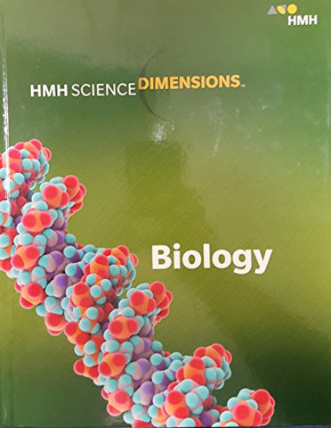 Hmh Science Dimensions Biology: Student Edition 2018