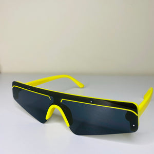 """Low Key"" Shades- Yellow"