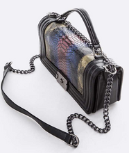 "Load image into Gallery viewer, ""Brittney"" Shoulder Bag- Multi Color"