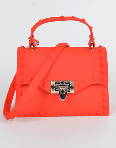 """Fashionista"" Handbag- Red"