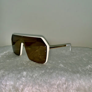 """Creams"" Sunglasses"