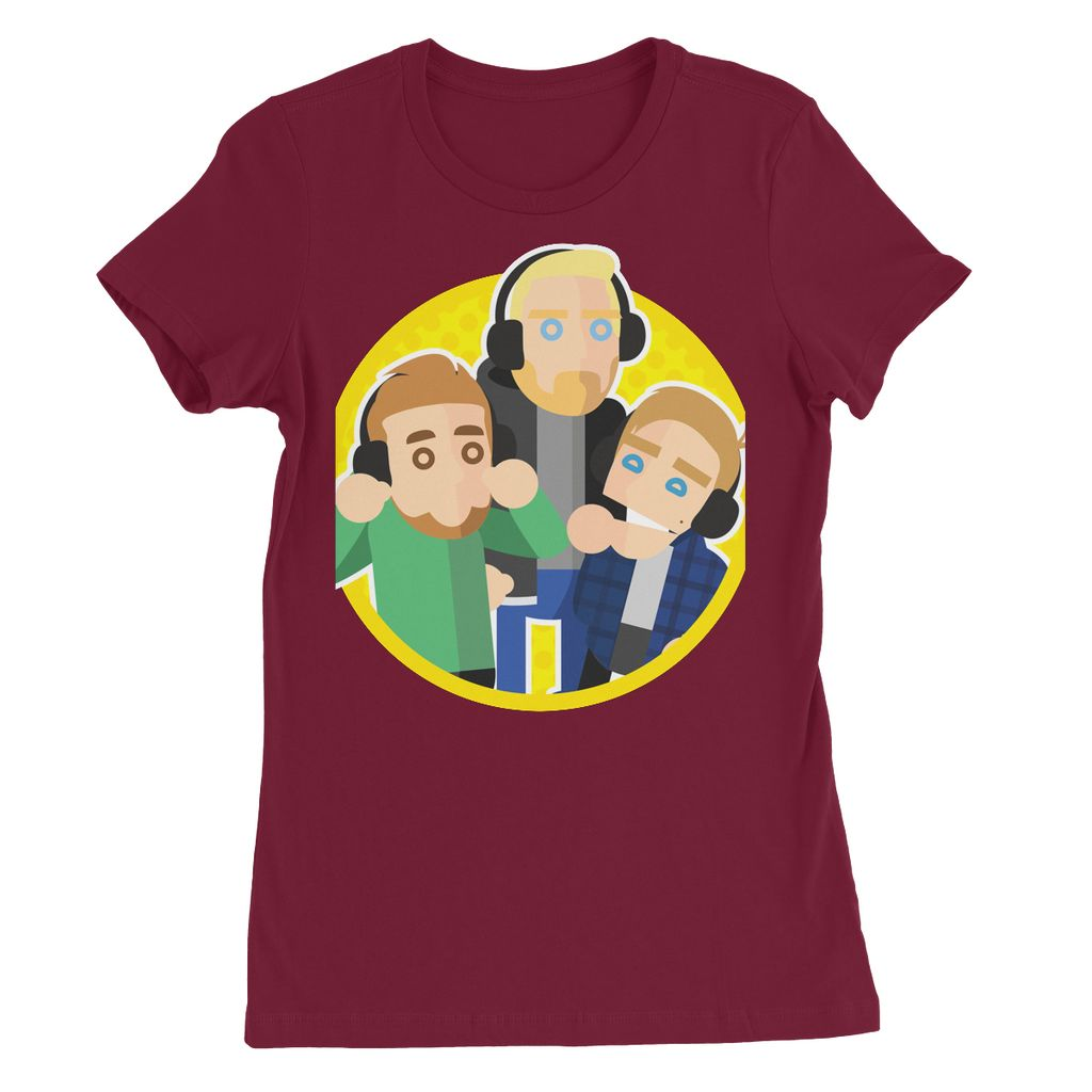 Podiots Trio Women's Favourite T-shirt