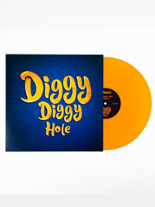 Diggy Diggy Hole Vinyl Album