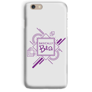 Basically Bea Phone Case