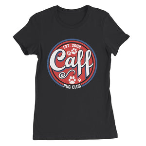 Yogscast: Caff (Pug Club) Womens Favourite T-Shirt
