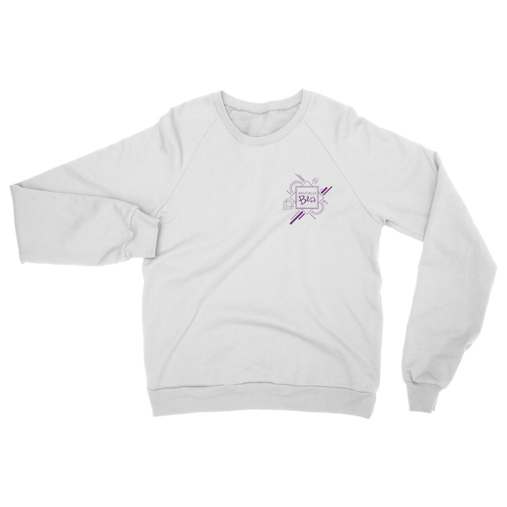 Basically Bea Logo Sweatshirt