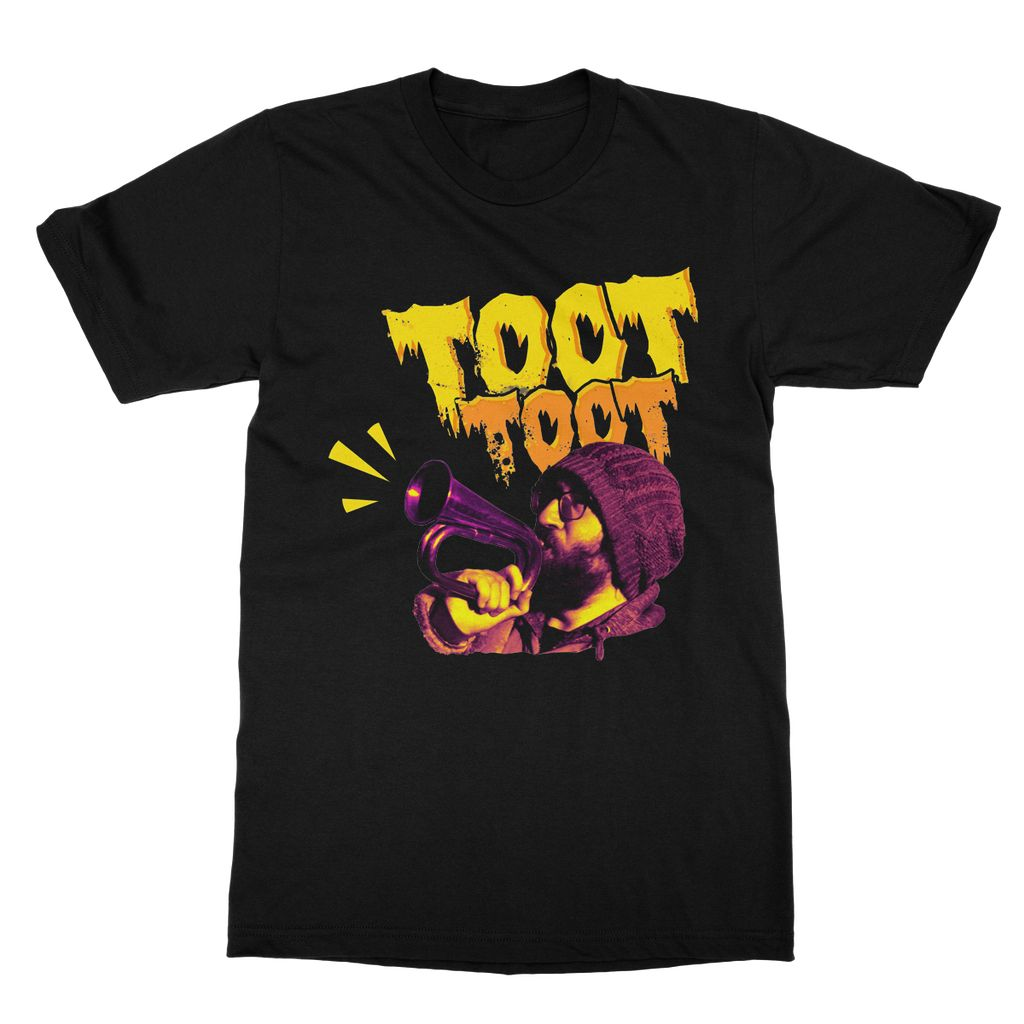 Toot-Toot Tom Trumpet T-Shirt