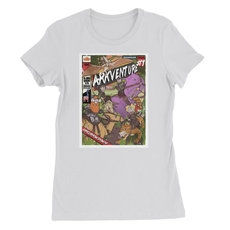 Ark Womens Favourite T-Shirt