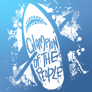 Ben TTT Champion Of The People T-Shirt