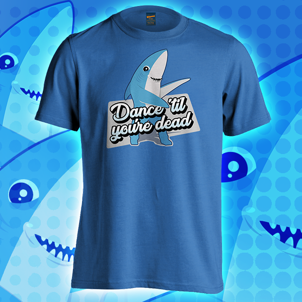 Dance 'Til Your Dead Short Sleeve T-shirt