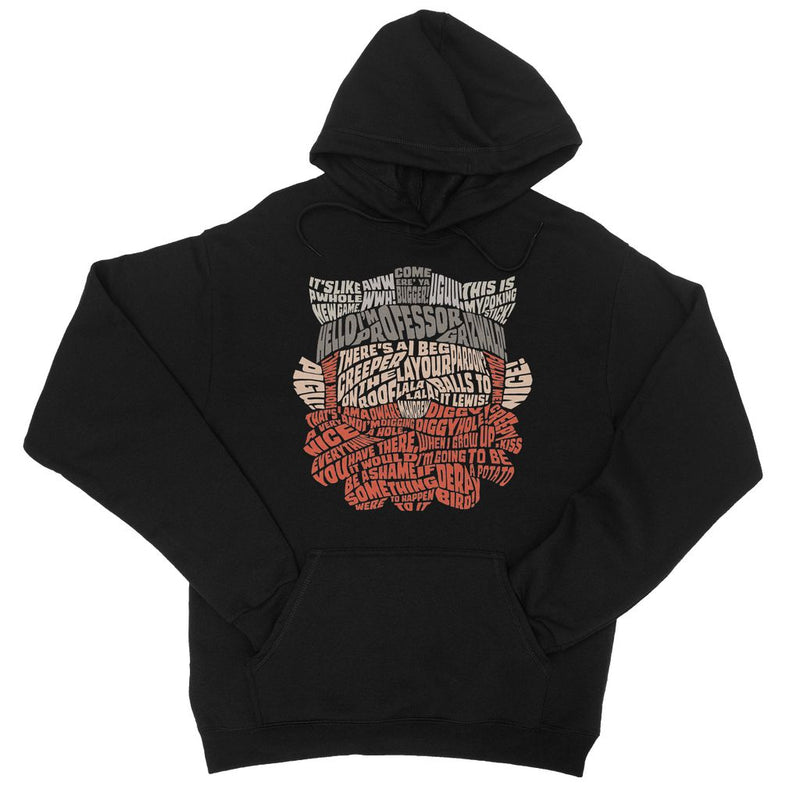 Lewis and Simon Honeydew Quotes College Hoodie