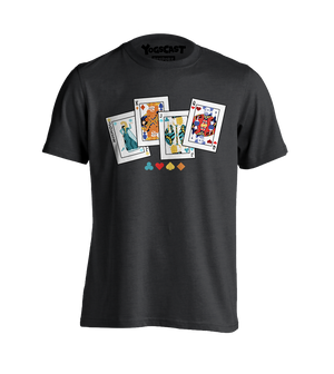 Yogscast Poker T-Shirt
