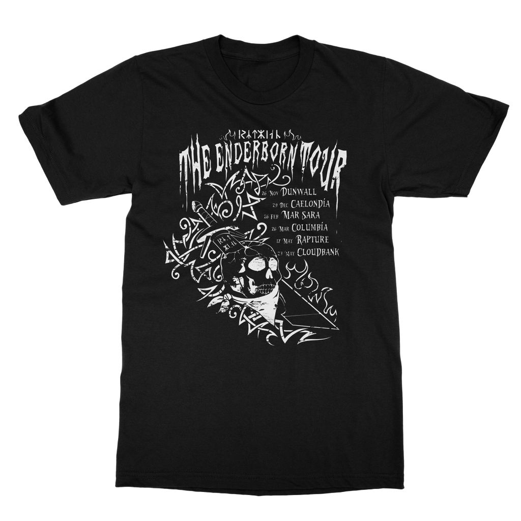 Rhythian The Enderborn Tour T-Shirt