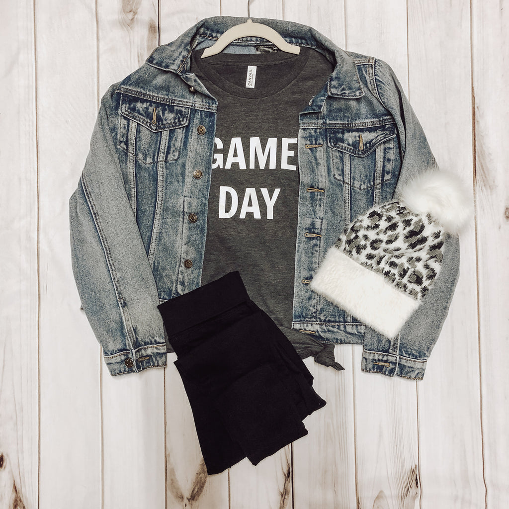 6 OUTFIT IDEAS FOR GAME DAY