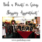 Book a Shopping Appointment